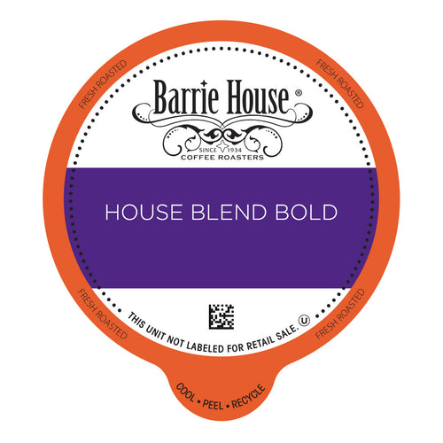 Barrie House Blend Bold Capsules 80 ct Value Pack