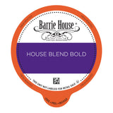 Barrie House Blend Bold Value Pack Capsules 80 ct k-cups