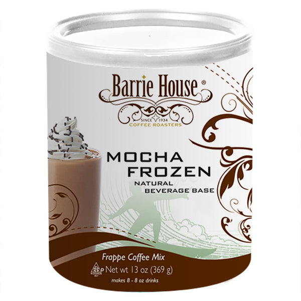 Barrie House Natural Mocha Freeze 6/13 oz can