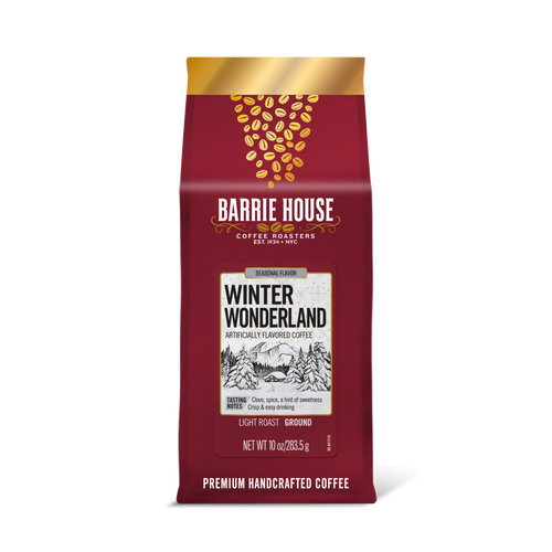 Winter Wonderland<br>Flavored Coffee<br>10 oz Bag - Ground