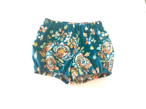 Boho Floral Bloomers