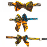 Crescent African Bow Tie