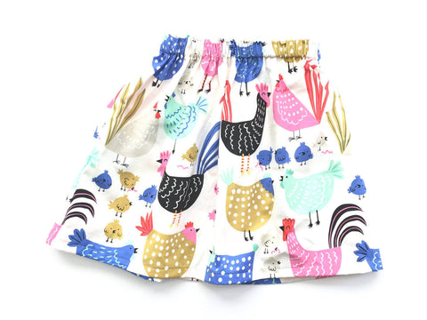 Women's Chicken Skirt