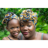 African Mommy and Me Headwrap
