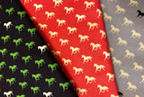 Derby Horses Self Tie Bow Ties