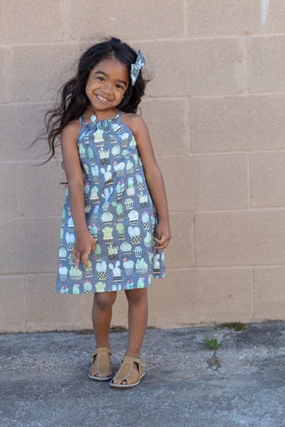 Cactus Pillowcase Dress