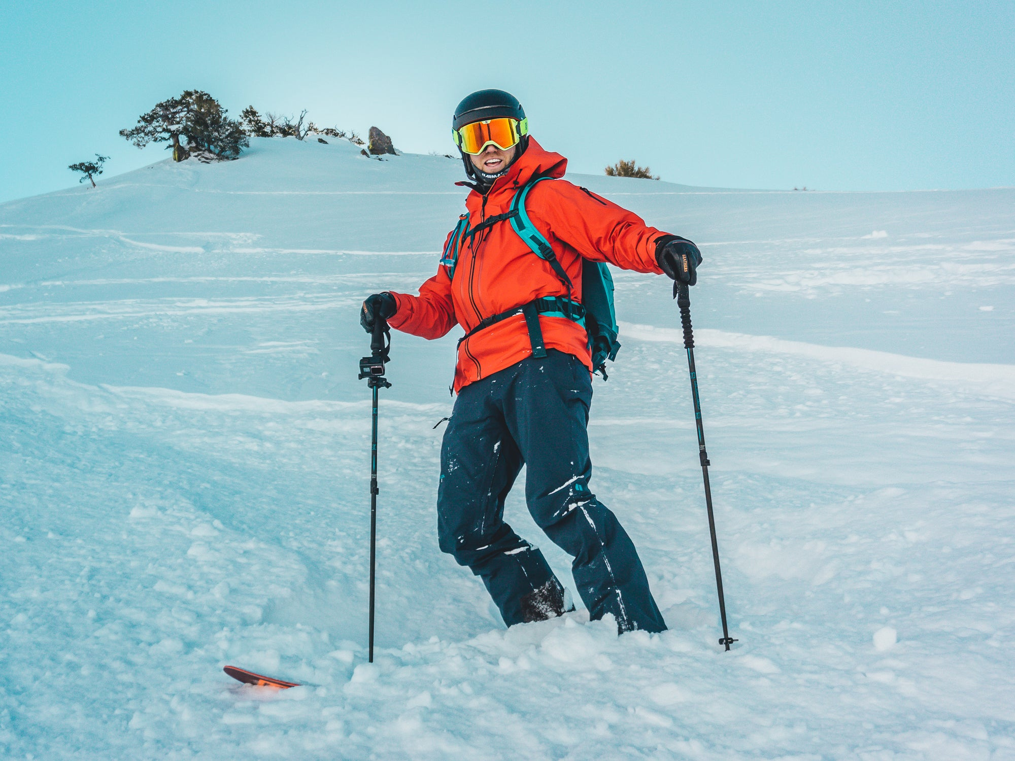 Insider's Guide to Sidecountry Skiing at Snowbasin