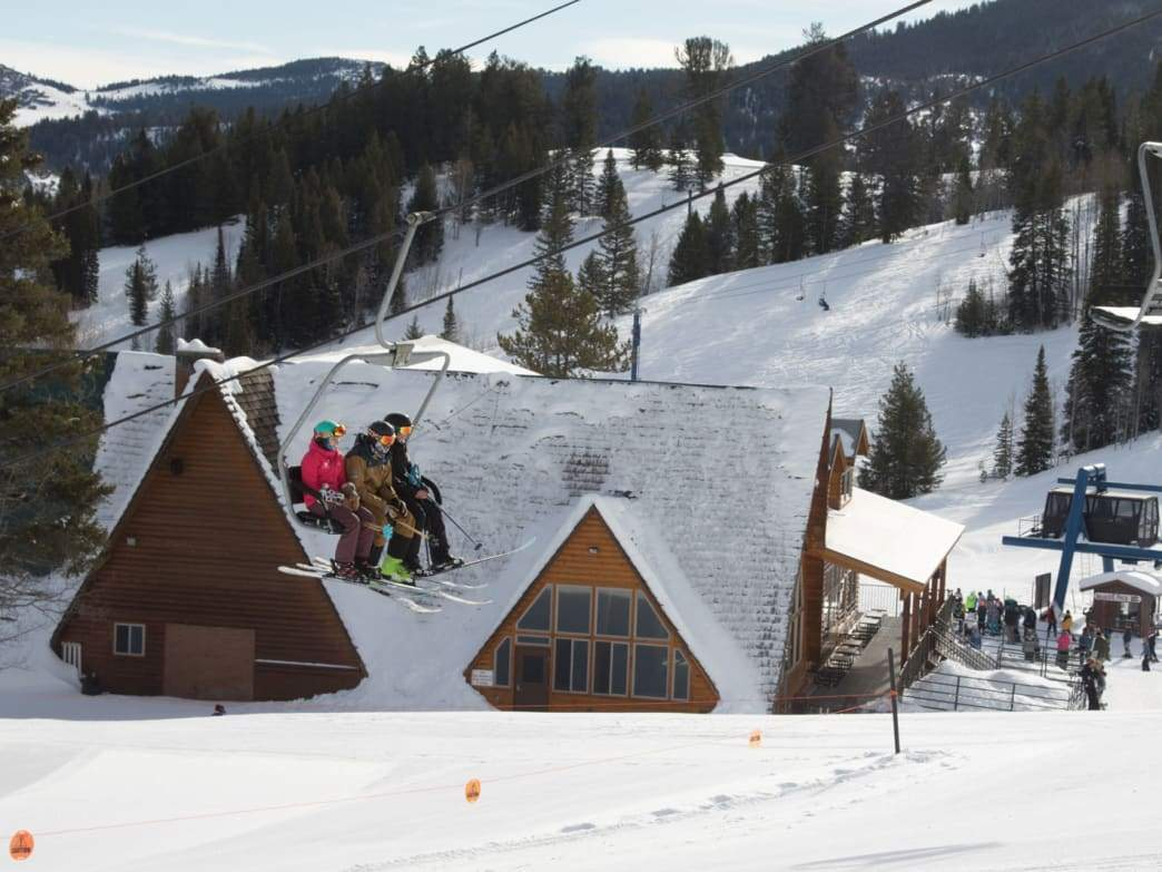 The Best Beginner and Intermediate Ski Runs in Utah - Ogden Made