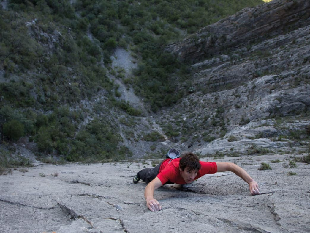 Legendary Free Climber Alex Honnold On How To Control Fear