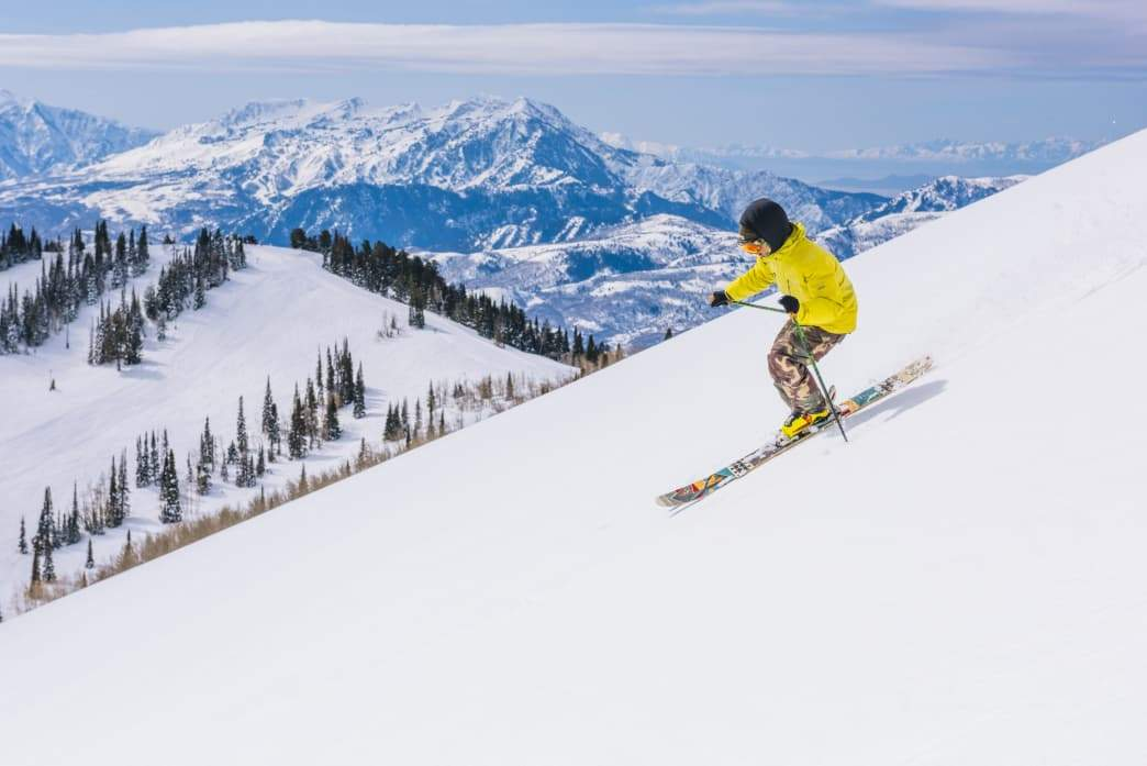 Why Ogden Is One of America's Best Ski Towns