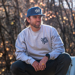Explore More Crew Sweatshirt