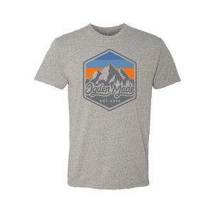 Three Peak Tee
