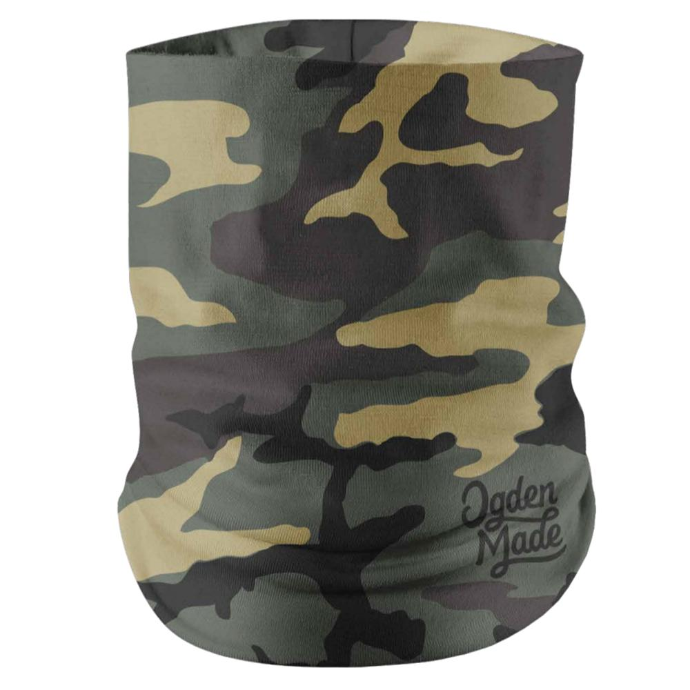 Accessory Pouch Camo Cold Water Buff