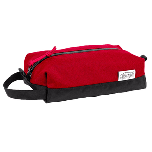 Accessory Pouch Firehouse Red Boxcar Dopp Kit
