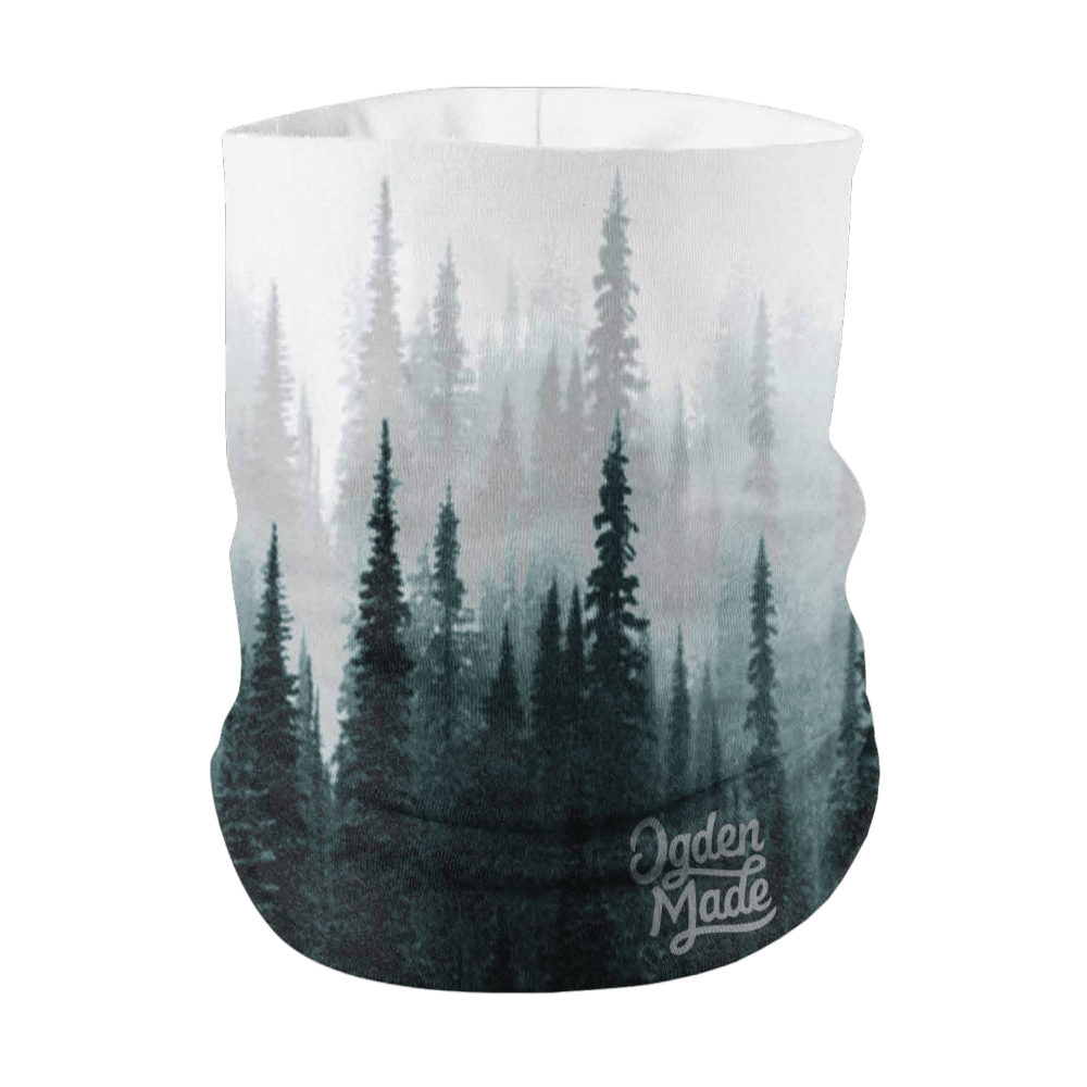 Accessory Pouch Foggy Pines Cold Water Buff
