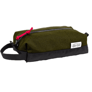 Accessory Pouch Olive Green Boxcar Dopp Kit