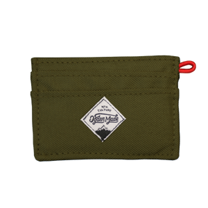 Accessory Pouch Olive Green Z Causey Wallet