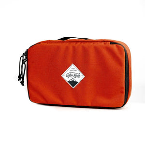 Accessory Pouch Rust Orange Monte Camera Module