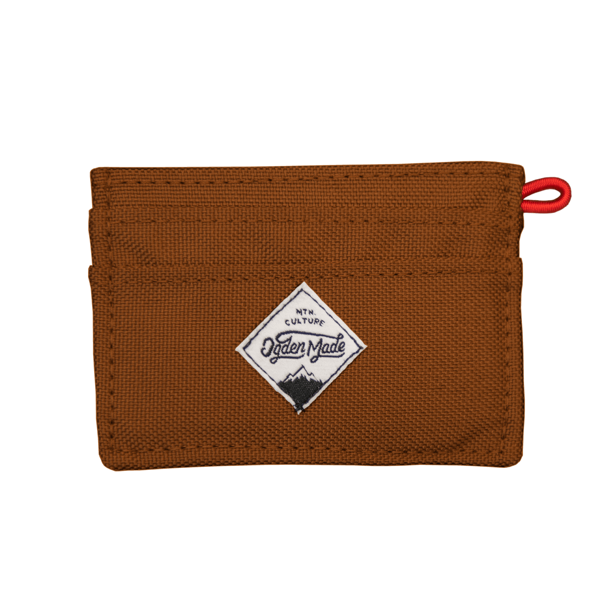 Accessory Pouch Rust Orange Z Causey Wallet