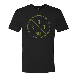 Apparel Black / X-Small 801 Tee