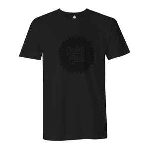 Apparel Black / X-Small Alpine Burst Tee