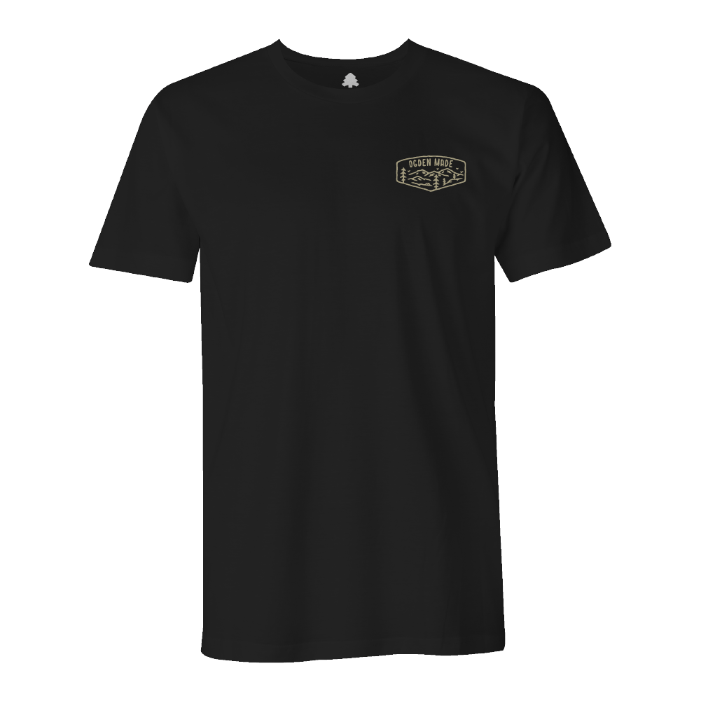 Apparel Charcoal / X-Small Camp Tee