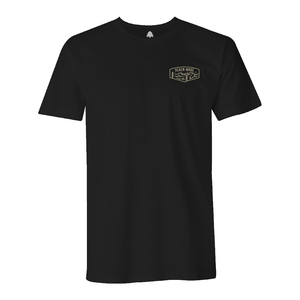 Apparel Black / X-Small Camp Tee