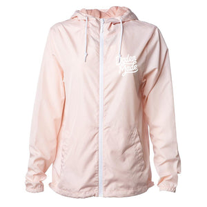 Apparel Blush Pink / X-Small Ladies Trail Jacket
