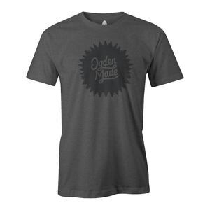 Apparel Charcoal / X-Small Alpine Burst Tee