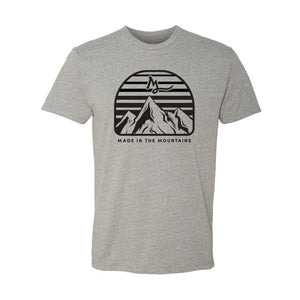 Apparel Grey / X-Small Mountain Made Tee
