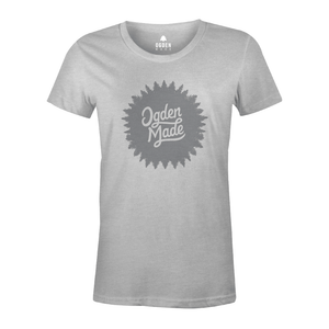 Apparel Heather Grey / X-Small Ladies Alpine Burst Tee