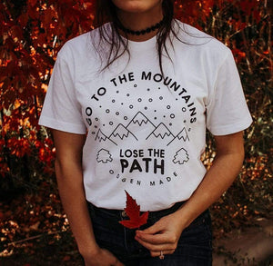 Apparel Lose The Path Tee