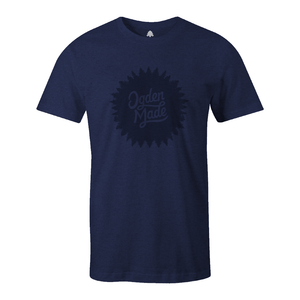Apparel Navy / X-Small Alpine Burst Tee