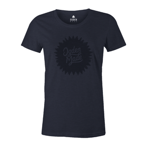 Apparel Navy / X-Small Ladies Alpine Burst Tee