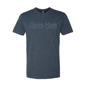 Apparel Navy / X-Small Logo Tee