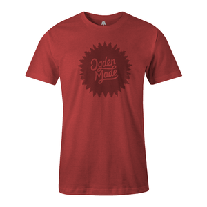 Apparel Red / X-Small Alpine Burst Tee