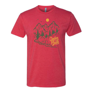 Apparel Red / X-Small Backroads Tee