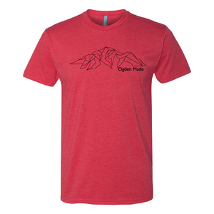 Apparel Red / X-Small Ben Lomond Tee