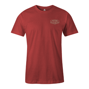 Apparel Red / X-Small Camp Tee