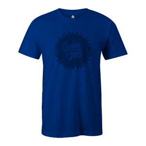 Apparel Royal / X-Small Alpine Burst Tee
