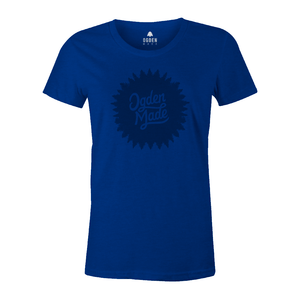 Apparel Royal / X-Small Ladies Alpine Burst Tee