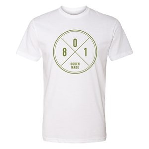 Apparel White / X-Small 801 Tee