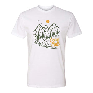 Apparel White / X-Small Backroads Tee