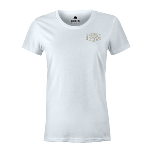 Apparel White / X-Small Ladies Camp Tee