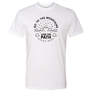 Apparel White / X-Small Lose The Path Tee