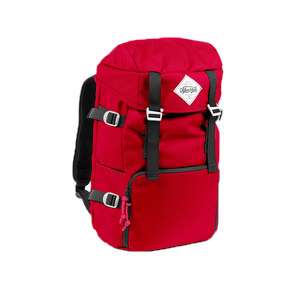 Backpack Firehouse Red Two Bit Klettersack