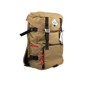 Backpack Khaki Two Bit Klettersack