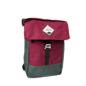 Backpack Maroon / Charcoal Kid's Skyline Daypack