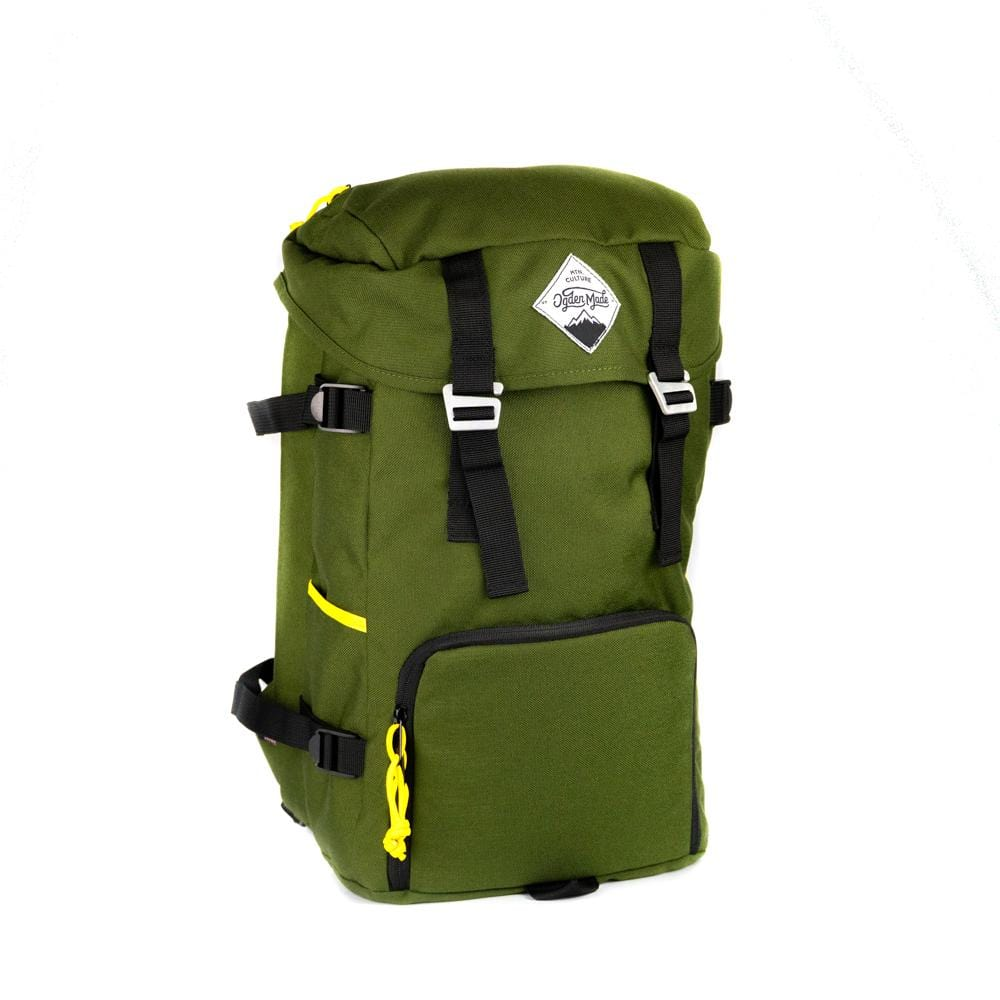 Backpack Olive Green Two Bit Klettersack
