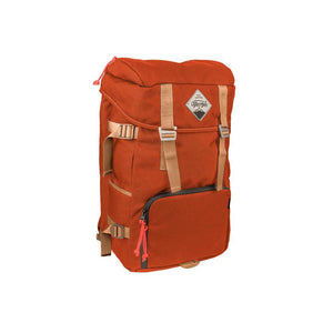 Backpack Rust Orange Two Bit Klettersack